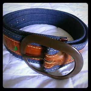 Vintage Levis Belt